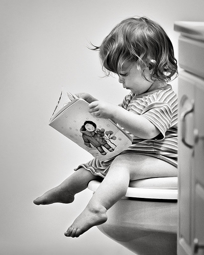 Does Late Potty Training Say Anything About American Parenting?