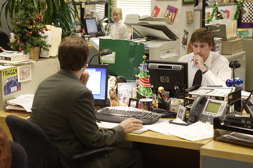 Will You Marry Me (At Work)?  Why We All Need a A Work Spouse
