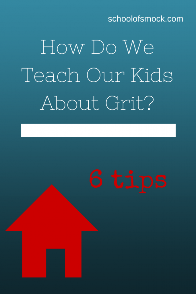 How Do We Teach Our Kids About Grit-