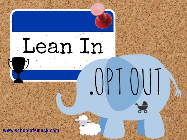 lean in opt out
