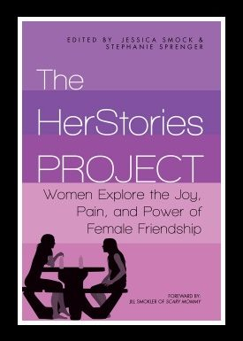 The HerStories Project: A Secret, a Book, a New Website, and a Giveaway