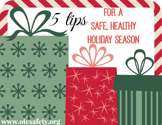 Keeping Kids Safe and Healthy During the Holidays
