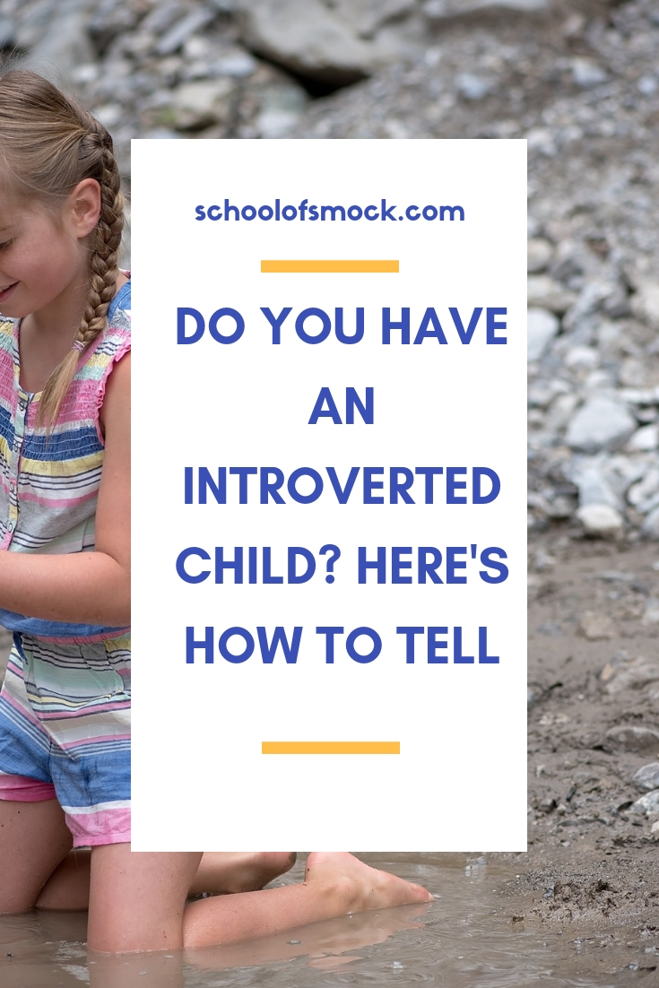introvert child